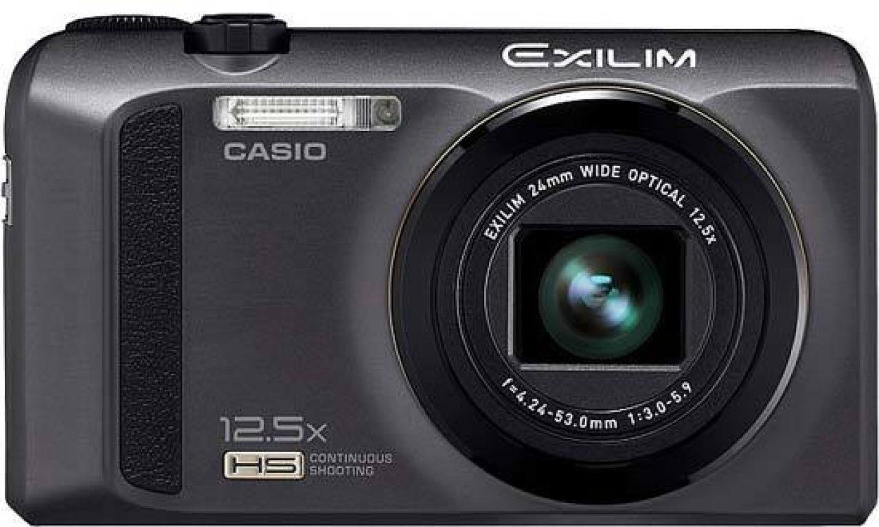 Ladegerät  für CASIO Exilim EX-Z100 EX-Z 100