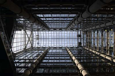 Inside the Lloyds Building #4