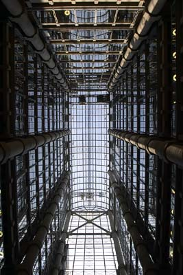 Inside the Lloyds Building #9