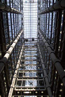 Inside the Lloyds Building #8