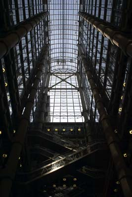 Inside the Lloyds Building #13