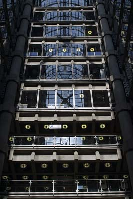 Inside the Lloyds Building #16