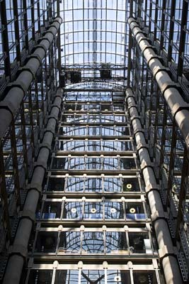 Inside the Lloyds Building #18