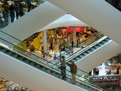The Bullring Shopping Centre #8