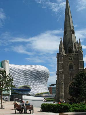 The Bullring Shopping Centre #9 (Colour)