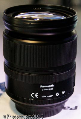 Panasonic Lenses