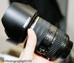 Pentax 16-50mm and 50-135mm Lenses