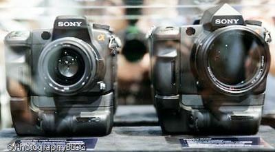 Sony DSLR Prototypes