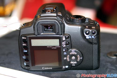canon eos 350d instructions