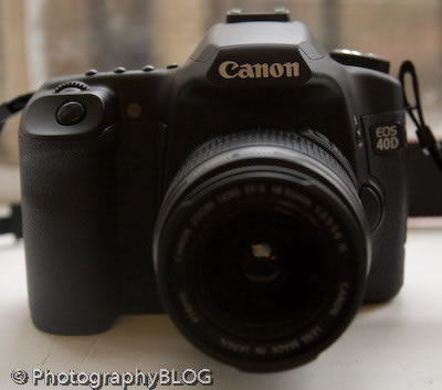 Canon 40D | Photography Blog