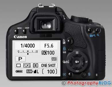 Canon EOS 450D / Digital Rebel XSi