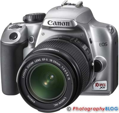 Canon XS Review - imaging-resource.com