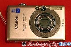 Canon @ PMA 2005