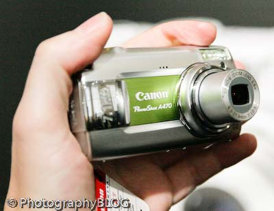 Canon Spring Launch