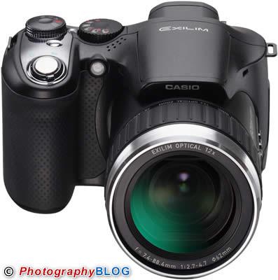 60fps Casio Camera