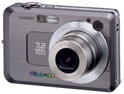 Casio EXILIM EX-Z750 Anthracite Edition