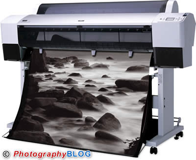 Epson 4880, Epson 7880 and Epson 9880 Large Format Printers