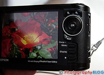 Epson P5000 Multimedia Storage Viewer