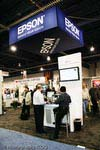 Epson Booth Tour