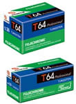 Fujichrome T64 Professional Film