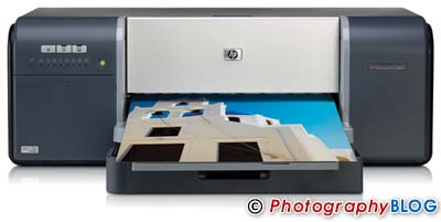 HP B8850 Photo Printer