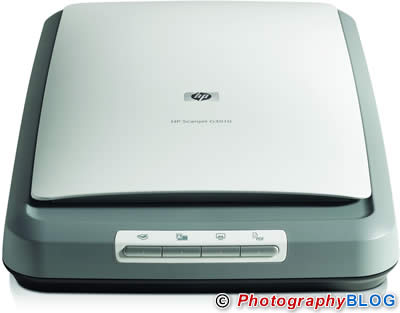 HP G3010 Photo Scanner