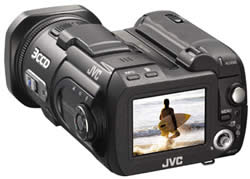 JVC GZ-MC500 Digital Media Camera