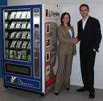 Kingston Memory Card Vending Machines