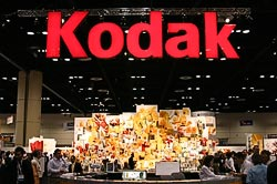 Kodak Stand at PMA 2005