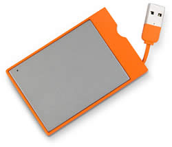 LaCie Carte Orange USB Key