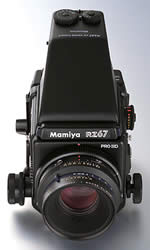 Mamiya RZ67 Pro IID Now Official | Photography Blog