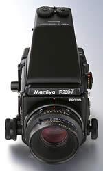 Mamiya RZ67 Pro IID