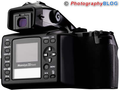Mamiya ZD 645AFD II Digital System