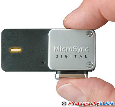 MicroSync Digital Wireless Flash Trigger