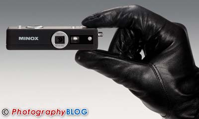 Minox Digital Spy Camera
