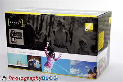 Nikon Family Kit