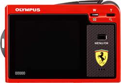 Olympus Ferrari 2004