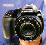 Olympus Booth Tour