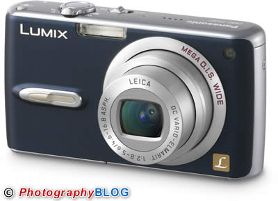 Panasonic LUMIX DMC-FX07