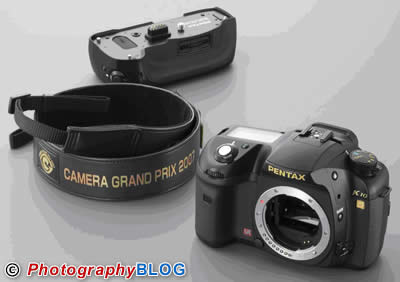 Limited Edition Pentax K10D