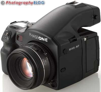 Phase One 645 Camera