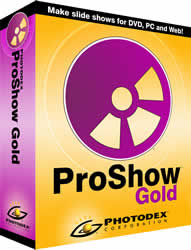 Photodex ProShow Gold 3.1.2018