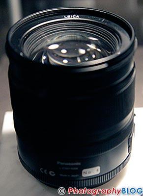 Leica D Lens