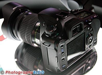 Pentax 10 Megapixel DSLR