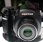 Pentax 645 DSLR Photos