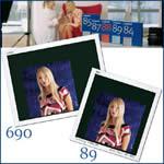 Polaroid Type 80 Series Medium Format Film