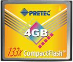 Pretec 133X CompactFlash Card