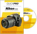 QuickPro Nikon D60 Camera Guide