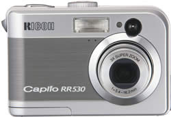 Ricoh Caplio RR530