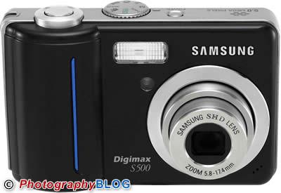 Samsung Digimax S600